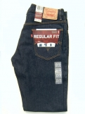 Levis 505 dark denim.